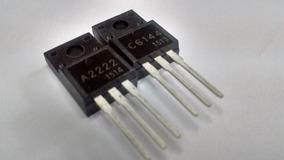 Par Transistor Impressoras Epson L355 L210 L350 L365, Xp401
