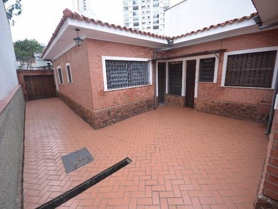 Casa Terrea Para Locação No Parque Da Moóca - Ca00114