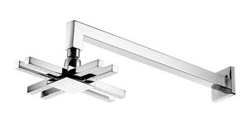 Chuveiro De Parede 7008 C16 Para Agua Quente E Fria Loren Cr