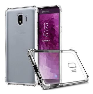 Capa Samsung J4 2018 Anti-impacto Transparente
