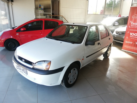 Ford Fiesta 1.6 Lx 2000 Full Hasta 100% Financiado