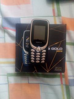 Celular Nokia 6303 Gold Mini A 15 Verdes