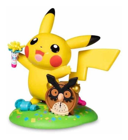 Funko Pop A Day With Pikachu Ringing In The Funko Diciembre