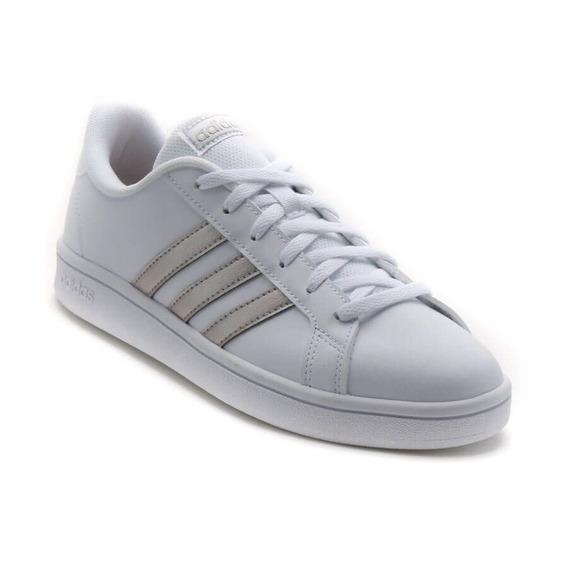 Tênis adidas Feminino Grand Court Branco