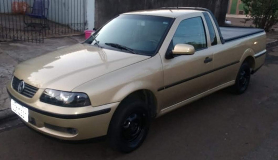 Volkswagen Saveiro 2002 1.8 Plus 2p