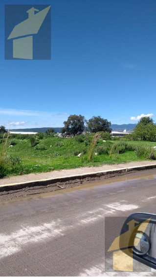Terreno - San Lucas Tepemajalco