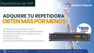 Repetidoras Vhf Icom Ic-fr5000