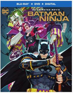 Blu-ray : Koichi Yamadera - Batman Ninja (with Dvd,...