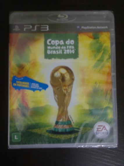 Fifa World Cup Brasil 2014 - Ps3 - Frete Grátis