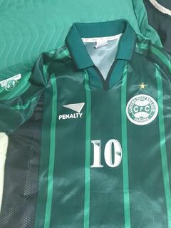 Camisa Coritiba 1997. Raridade