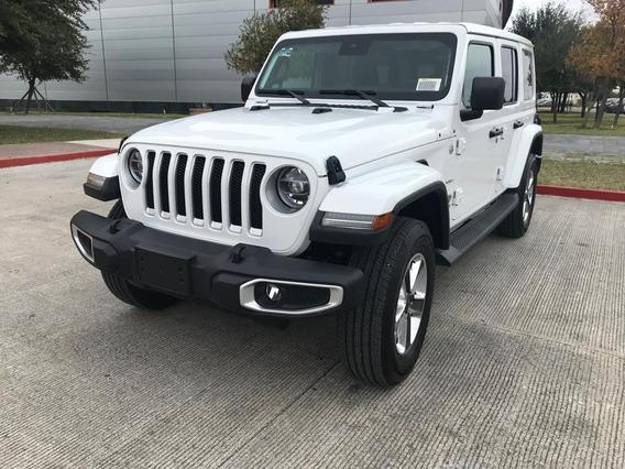 Jeep Wrangler 2019 3.7 Unlimited Sahara 3.6 4x4 At