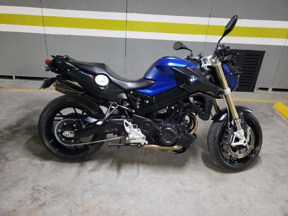 Bmw F800r Azul Negro Excelente Estado