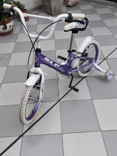 Bicicleta Ideal De 5 A 7 Años!Impecable!!!
