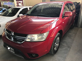 Dodge Journey 2.4 Sxt Atx Techo 2filas Impecable Borsotto