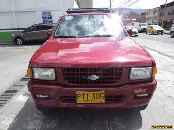 Chevrolet Rodeo Camioneta