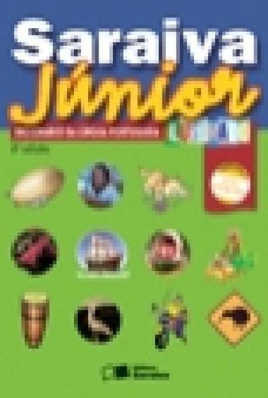 Saraiva Junior Dicionario Da Lingua Portuguesa Ilustrado - S