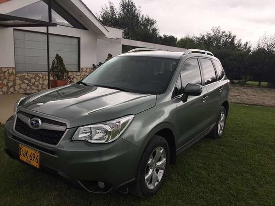 Subaru Forester Premium 2.0