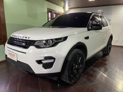 Land Rover Discovery Sport 2.0 Td4 Hse 4wd 2016
