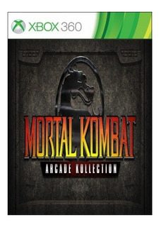 Mortal Kombat Arcade Kollection Xbox 360   Xbox 360 Digital