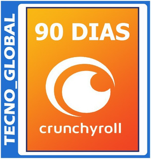Crunchyroll Premium 3 Meses Anime Manga Y Drama. Calidad Hd.