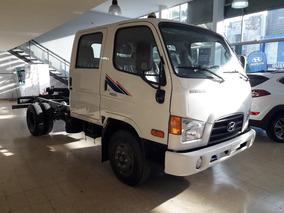 Hyundai Hd 65 Doble Cabina 7pasajeros 0km Entrega Inmediata