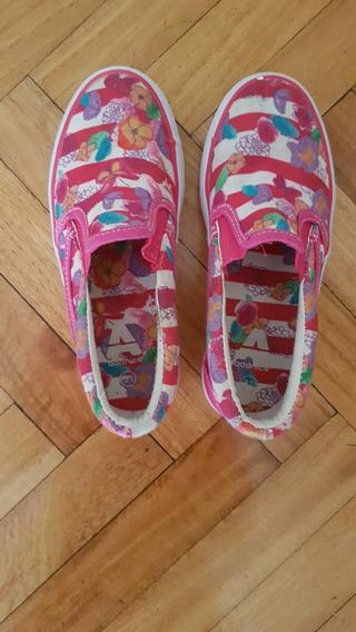 Zapatillas Panchas Addnice-nena