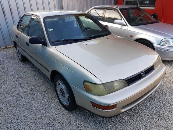 Toyota Corolla Inicial 70,000