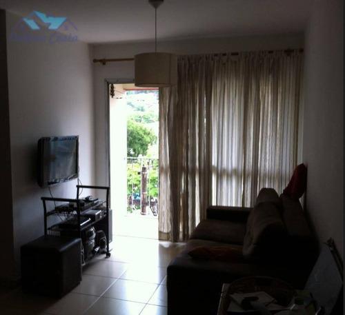 Imagem 1 de 15 de Apartamento À Venda, 65 M² Por R$ 460.000,00 - Butantã - São Paulo/sp - Ap0186