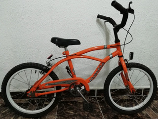 Bicicleta Playera Musetta Rodado 16
