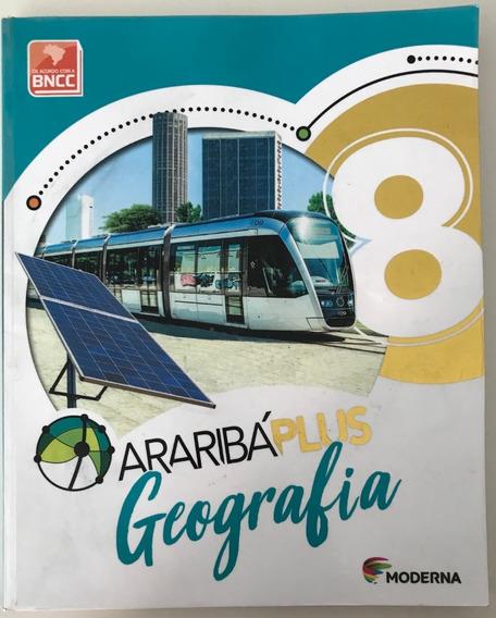 Araribá Plus Geografia 8 - 5a Edição - Livro Do Aluno