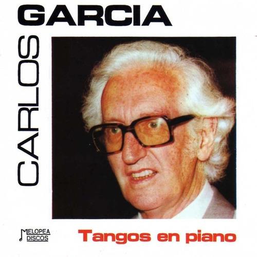 Carlos García - Tangos En Piano - Cd