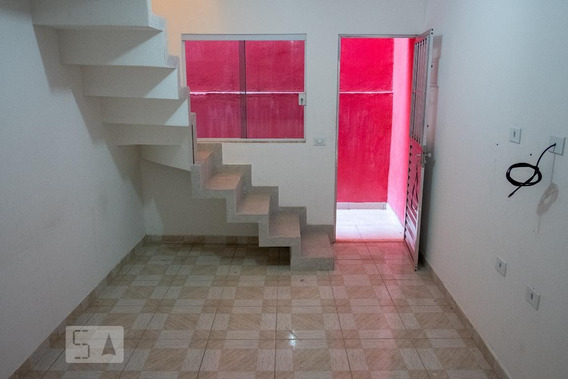 Casa Para Aluguel - Itaquera, 2 Quartos, 80 - 893121261