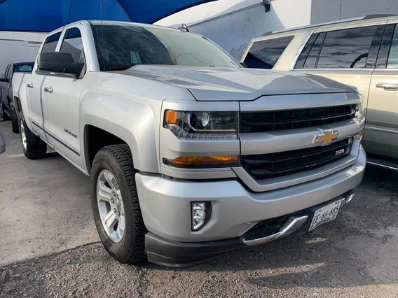 Chevrolet Cheyenne 2017 5.4 2500 Doble Cab Lt Z71 4x4 At