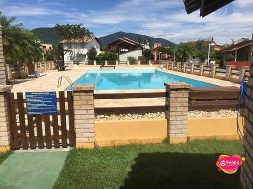 Imagem 1 de 28 de Casa Com 4 Dormitórios À Venda, 200 M² Por R$ 848.000,00 - Campeche - Florianópolis/sc - Sc - Ca0148_feelin