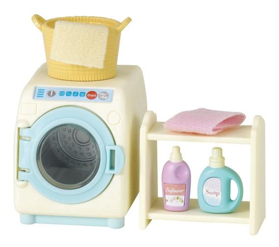 Sylvanian Families - Washing Machine Set (5027)