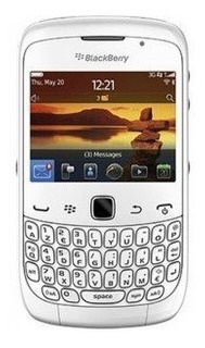 Blackberry Curve 3g 9300 Blanca Wifi Cuatribanda Desbloquead