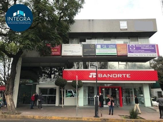Oficina En Renta, Calzada De Tlalpan, Toriello Guerra.