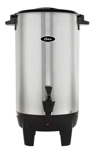 Cafetera Oster 45 Tazas Acero Inoxidable Bvstdc3392
