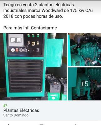 Plantas Eléctricas Industriales