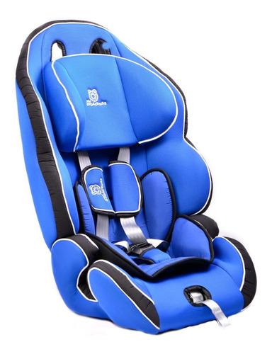Imagen 1 de 6 de Butaca Seguridad Booster Extensible Plus Asiento Niño Auto