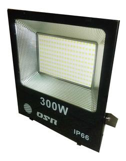 Reflector Led 300w Bajo Consumo Alta Potencia Ext Frio Ip66