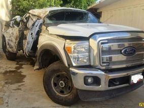 Chocados Ford F-250 Super Duty 2cab 4x4