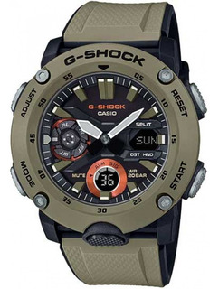 Relogio Casio G-shock Carbon Core Guard Ga-2000-5adr + Nfe
