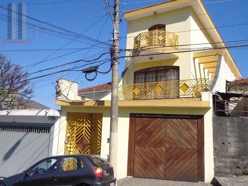Sobrado Residencial À Venda, Vila Graciosa, São Paulo. - So1133