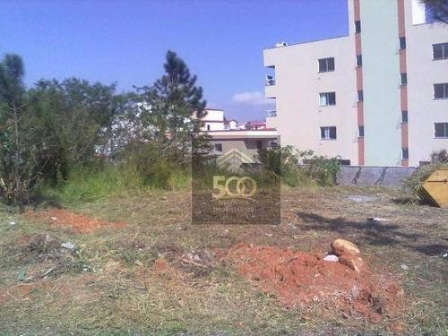 Terreno À Venda, 559 M² Por R$ 279.500,00 - Forquilhinha - São José/sc - Te0066