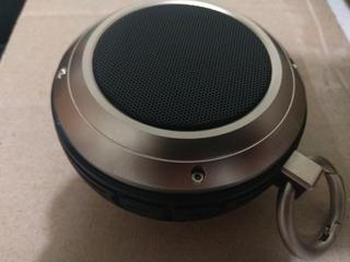 Parlante Bluetooth Divoom Voombox Travel 5 W Resiste Agua