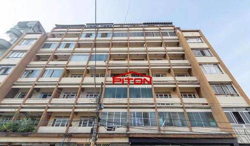 Imagem 1 de 14 de Apartamento Com 1 Dormitório À Venda, 38 M² Por R$ 199.000,00 - Campos Elíseos - São Paulo/sp - Ap2417