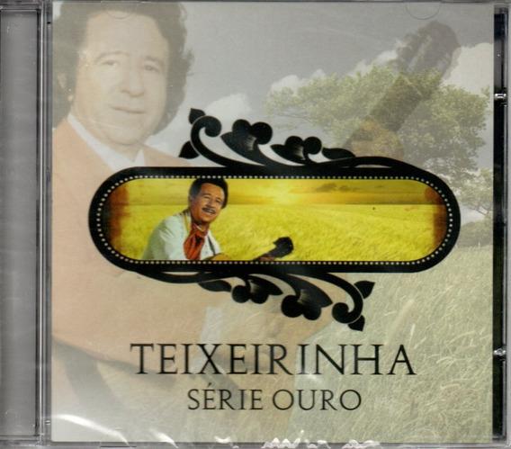 Cd Teixeirinha - Série Ouro
