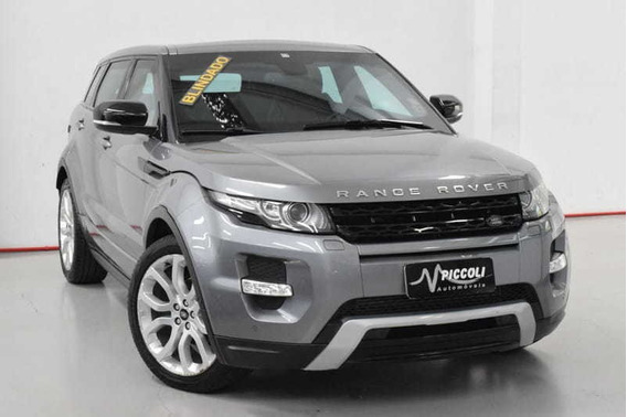Land Rover Evoque Dynamic 5d Blindada