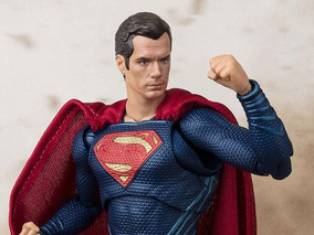 Bandai Justice League S.h.figuarts Superman